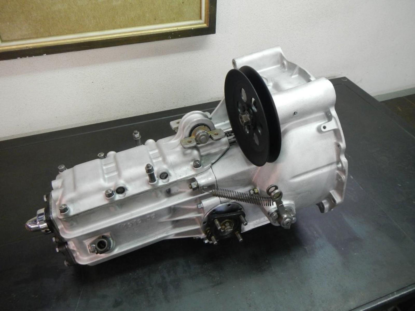 Getrieberevision 11CV
