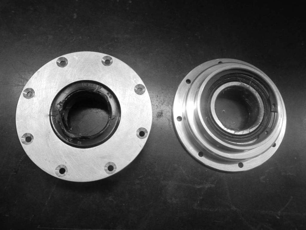 Getriebeverstärkung: Zusätzliche Differenziallagerung